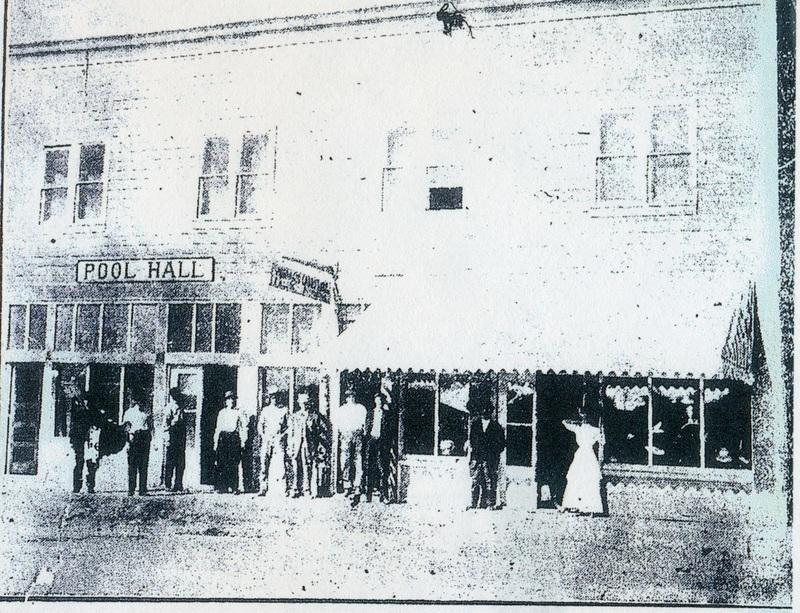 Ignacio Pool Hall and Barber Shop